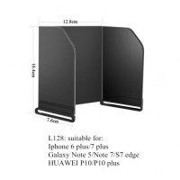 Nancy DJI Phantom 4PRO/Inspire/OSMO用 モニターフードIphone6plus/7plus(L128)【13771】