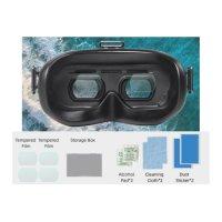 Nancy DJI FPV(2.4Ghz) Goggles用 HD強化ガラスフィルム 2Pair【17695】
