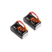 BETAFPV Povo30 750mAh 4S 95C Lipoバッテリー(2PCS)【17977】