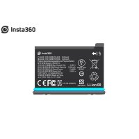 Insta360 ONE X2 バッテリー (1420mAh)【18049】